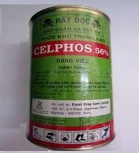 Danh mục hóa chất Celphos 56 tablet 1