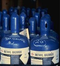 Danh mục hóa chất methyl bromide