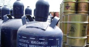 Ports of Auckland to Eliminate Methyl Bromide Emissions methyl bromide 310x165