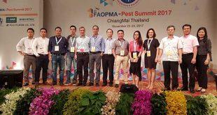 """Hội nghị thượng đỉnh """"FAOPMA-Pest Summit 2017"""" tại Chiang Mai, Thái Lan 2227 310x165"""