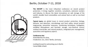 Hội thảo Quốc Tế Về Bảo Vệ Sản Phẩm Lưu Trữ – IWCSPP berlin 310x165