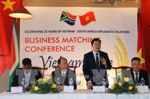 Nam Phi là thị trường xuất khẩu gạo tiềm năng của Việt Nam 080856 nam phi hoi thao xuc tien xuat khau gao viet nam