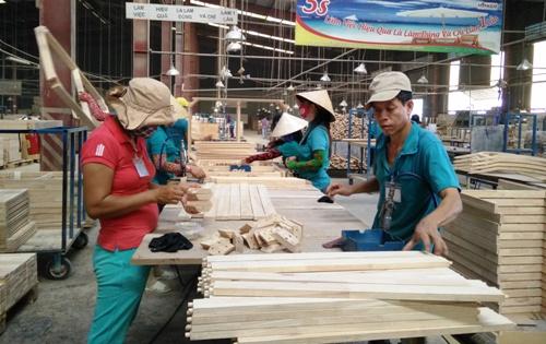 Cần kiểm soát nguồn gỗ nhập khẩu từ Campuchia mfc
