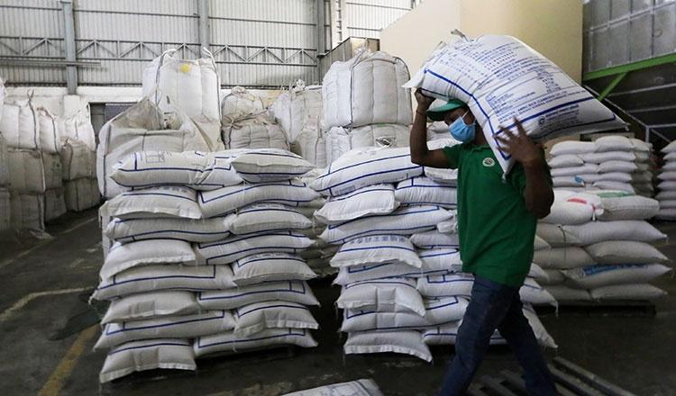 Lo ngại khả năng EU áp thuế quan, các nhà xuất khẩu và chế biến Campuchia giảm thu mua gạo 1048 11 CHOR7718