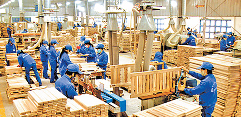 Mục tiêu 20 tỷ đô la từ xuất khẩu gỗ và lâm sản 20190330 muc tieu 20 ty do la tu xuat khau go va lam san 1