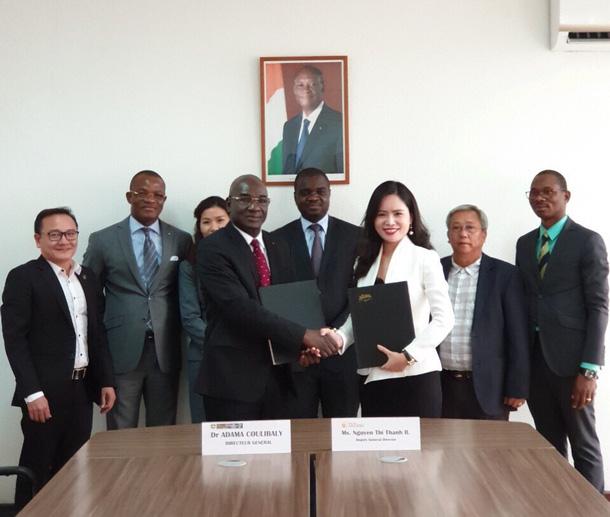 T&T Group ký hợp đồng mua 50 nghìn tấn hạt điều của Bờ Biển Ngà anh 2 15532268213921779150998