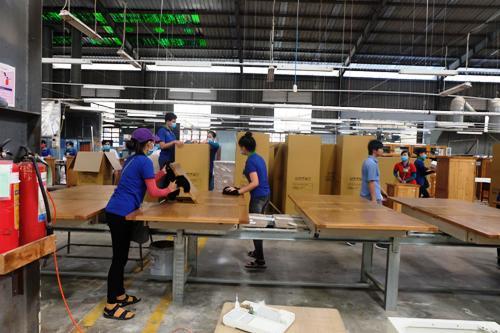 Xuất khẩu gỗ và các sản phẩm từ gỗ đã đạt 1,4 tỷ USD g