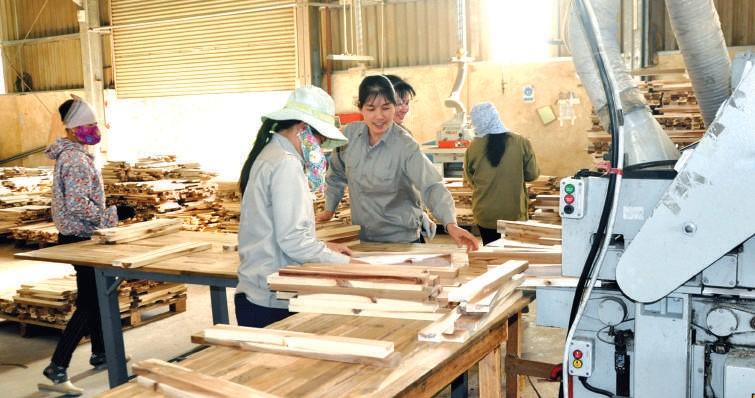 Xuất khẩu gỗ của Việt Nam năm 2019: Cơ hội và thách thức