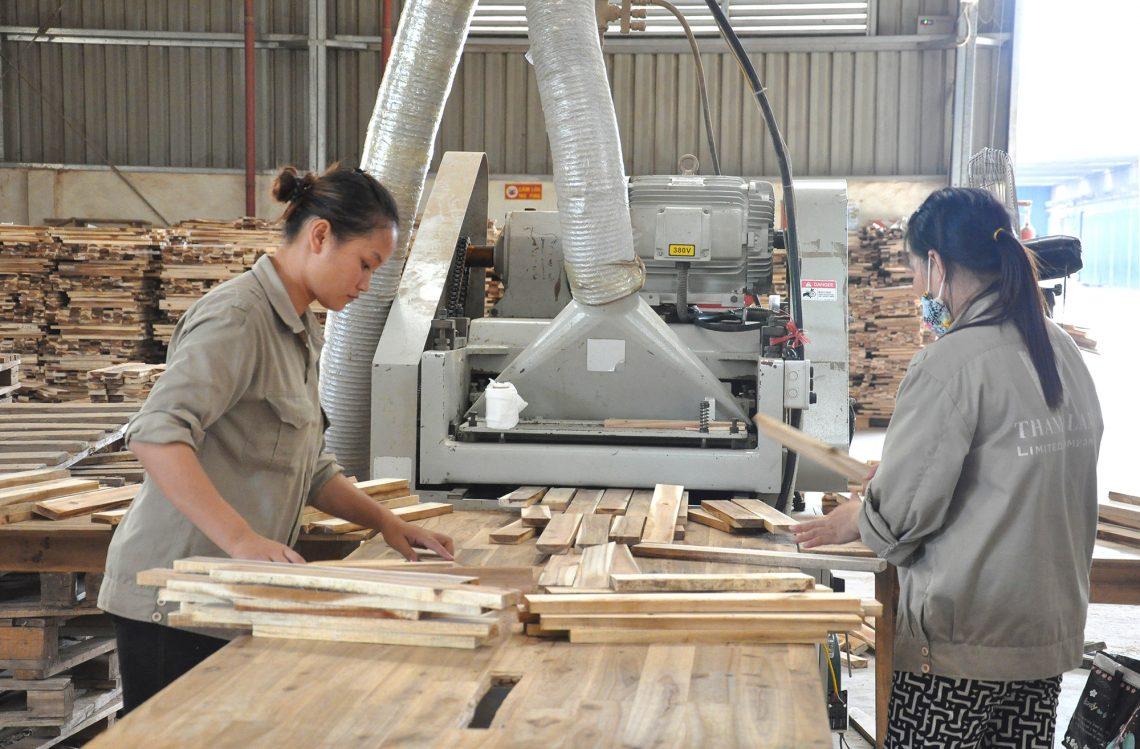 Bộ Công Thương lên tiếng bảo vệ quyền lợi gỗ Việt dong thai manh