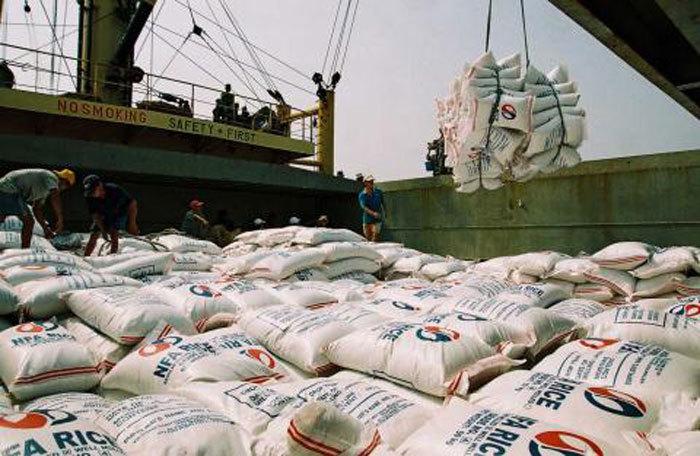 Kỳ vọng xuất khẩu gạo xuat khau gao 1