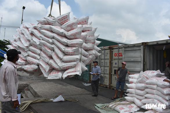 Được xuất khẩu gạo nhưng doanh nghiệp lo 'đã trễ cơ hội vàng' logo gao2 158814760697025433304