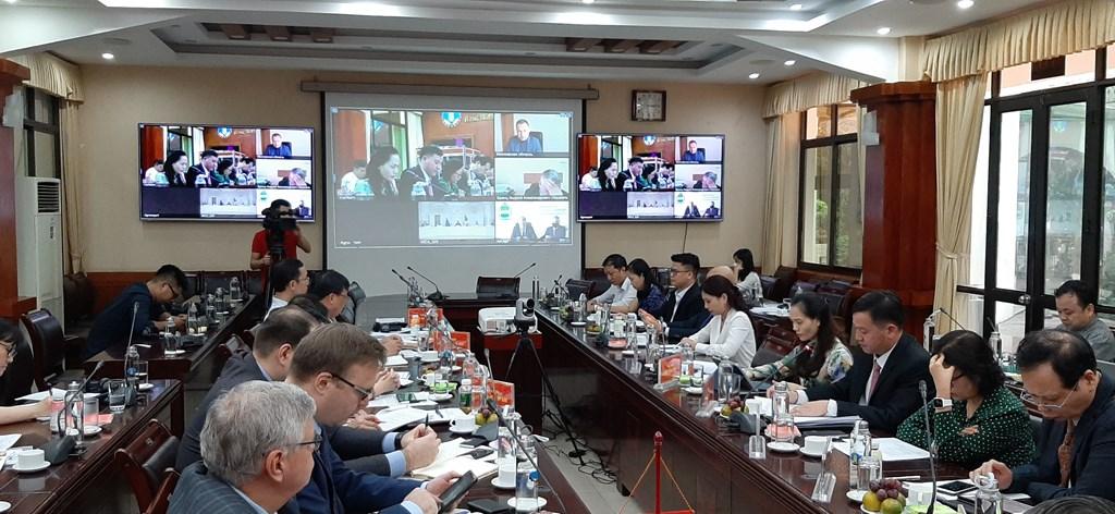 Mở cửa cho nông sản Việt Nam và Nga xuất khẩu vào nhau 20210422 151204 1