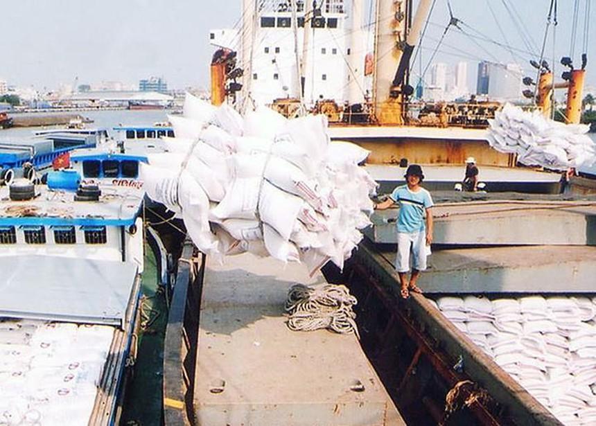 Gạo xuất khẩu của Việt Nam giữ giá trên 540 USD/tấn 1 1180