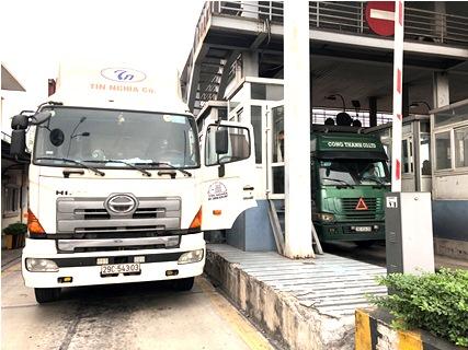 Hải quan đề xuất giải pháp gỡ khó cho xuất khẩu hồ tiêu PLHP2dt