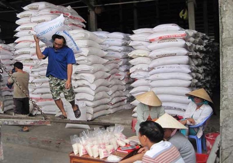 """Xuất khẩu gạo """"tê liệt"""" do đứt gãy chuỗi cung ứng gao 2"""