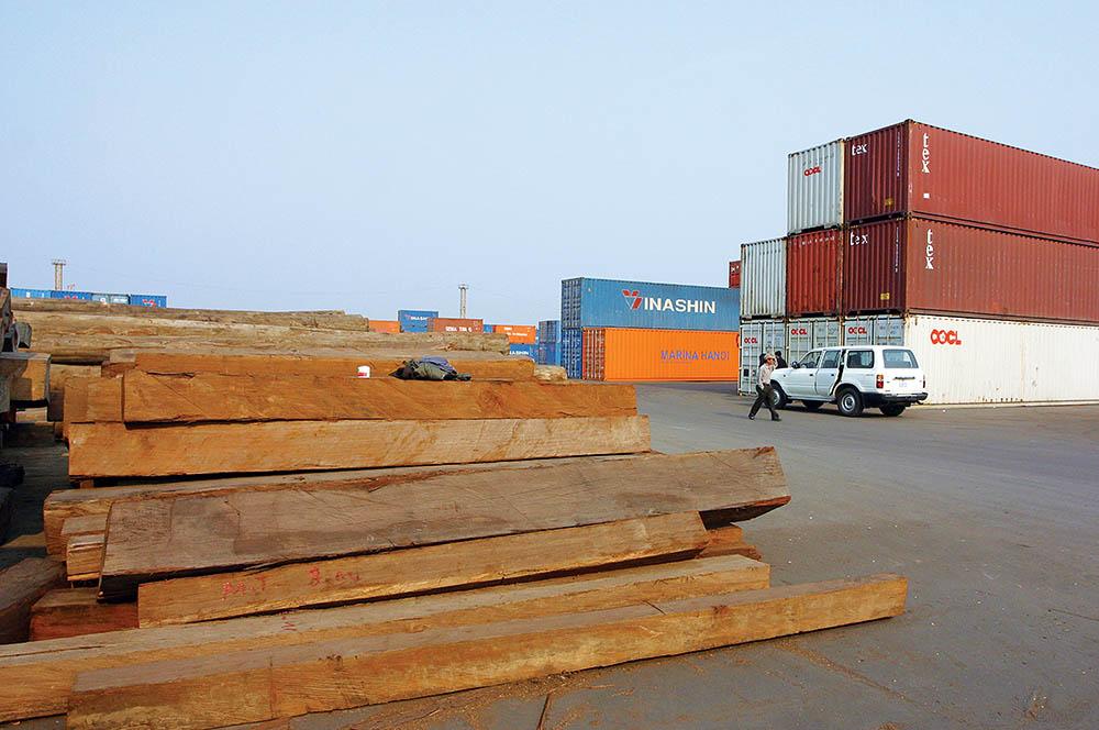 Ngành gỗ liên kết để giảm cước vận chuyển 11