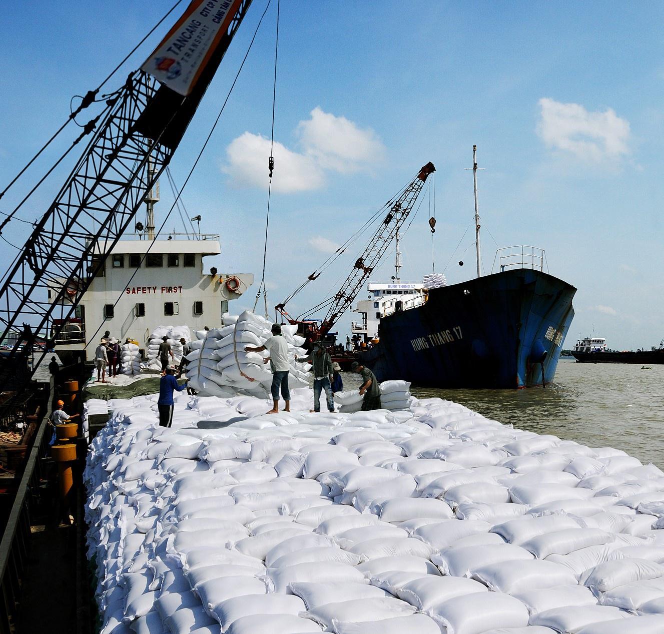 Giá gạo xuất khẩu tăng mạnh hinhhuynhthanhphong orvq